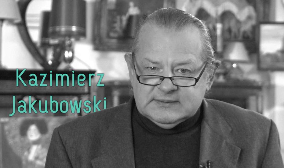Kazimierz Jakubowski, antykwariusz i ekspert do spraw wyceny obrazów i antyków
