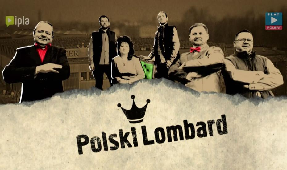 Kazimierz Jakubowski i uczestnicy programu Polski Lombard (Polsat Cafe)